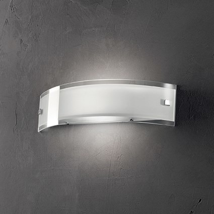 KINKIET DENIS AP1 SMALL BIANCO 005294 IDEAL LUX