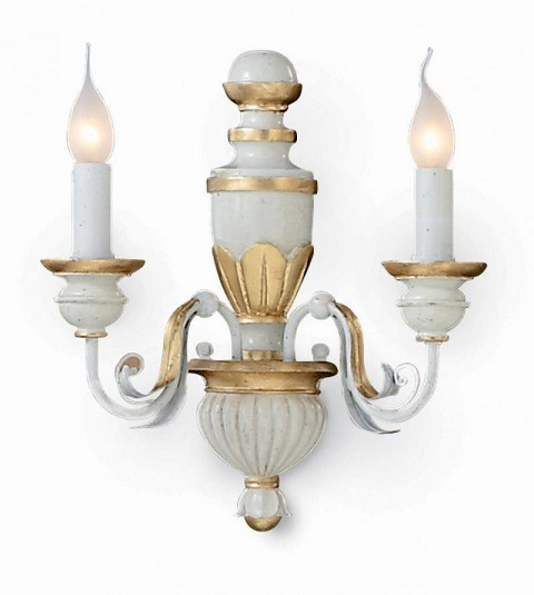 KINKIET FIRENZE AP2 012902 IDEAL LUX