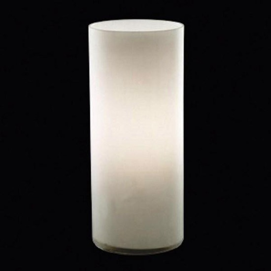 LAMPA STOŁOWA, NOCNA EDO TL1 BIG WHITE 044590 IDEAL LUX
