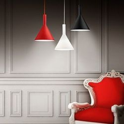 LAMPA WISZĄCA COCKTAIL SP1 SMALL BIANCO 74337 IDEAL LUX
