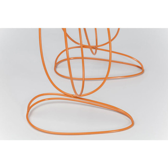 Lampa stołowa Dog Wire Orange 38982 Kare Design