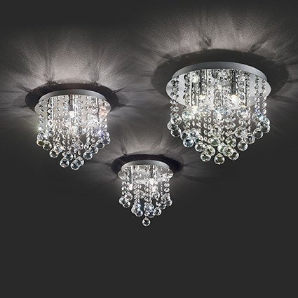 PLAFON BIJOUX PL5 89485 IDEAL LUX