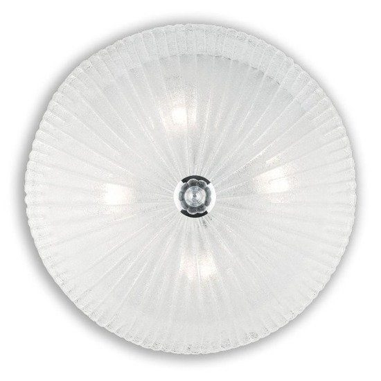 PLAFON SHELL PL4 008615 IDEAL LUX