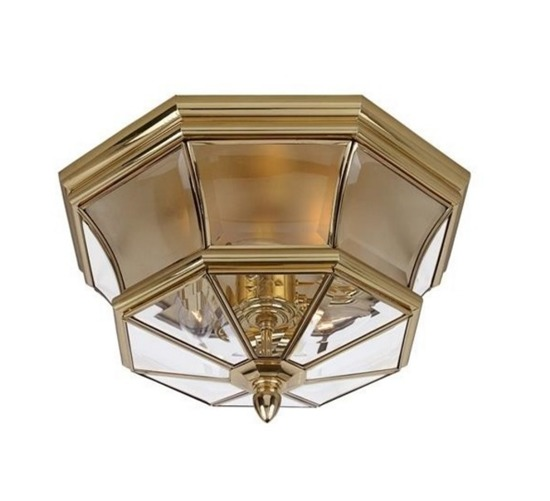 Plafon Newbury QZ/NEWBURY/F Elstead Lighting