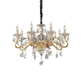 ŻYRANDOL NEGRESCO SP8 087764 IDEAL LUX